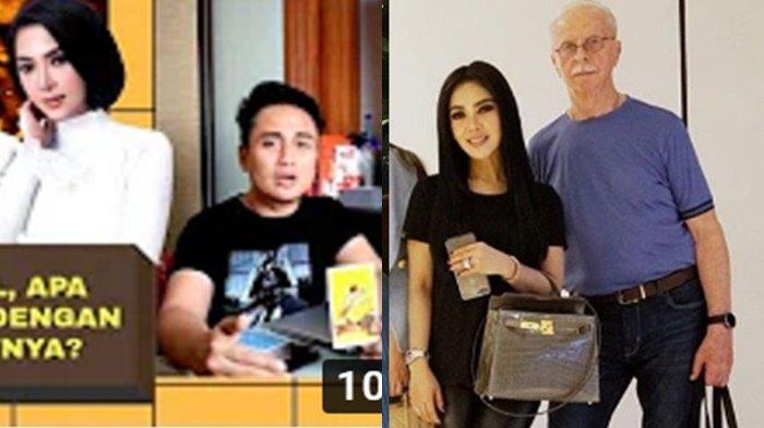 Skandal Syahrini dengan Ayah Angkat Terkuak, Denny Darko Syok Lihat Nasib Karir Istri Reino: Bahaya!