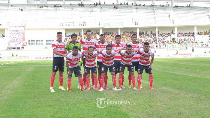 Madura United Akan Ditukangi Pelatih Asing, Datang ke Indonesia Setelah Libur Natal