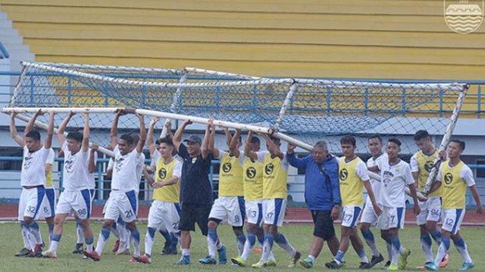 Atep dan Tony Sucipto Dicoret, Ini Formasi Baru Persib Bandung Musim Kompetisi 2019