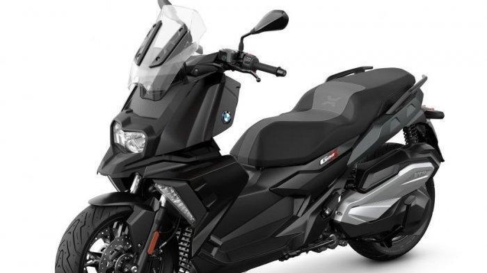 Emisi Euro 5, Ini Spek Gahar Skuter BMW Motorrad Terbaru
