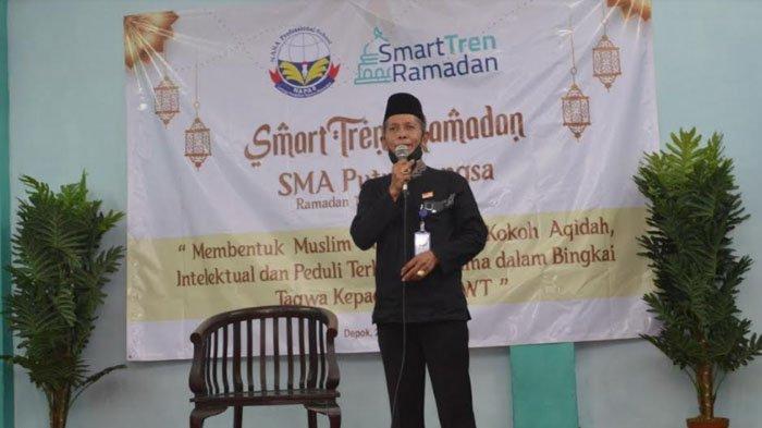 Momentum Ramadan, SMA Putra Bangsa Depok Perkuat Budi Pekerti Siswa