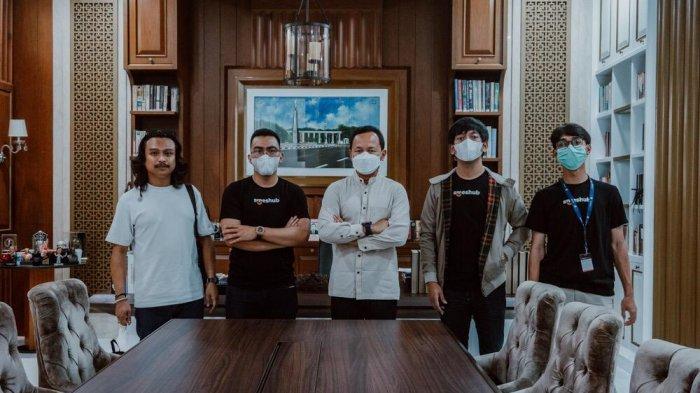 SMEs Hub Indonesia Jajaki Kerja Sama Kembangkan UMKM Kota Bogor
