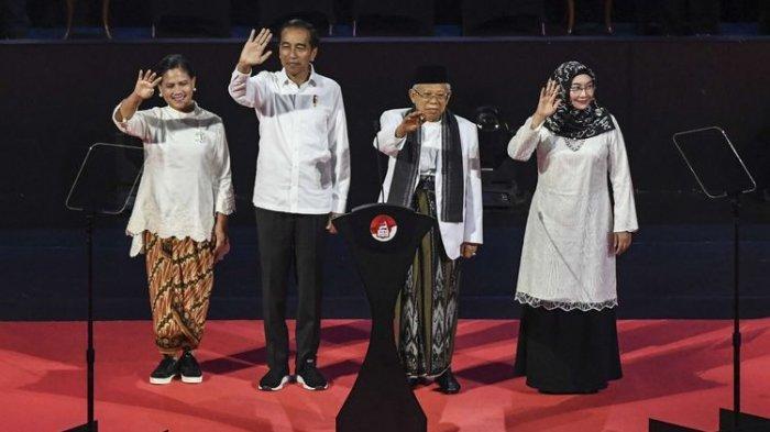 Daftar Nama yang Diprediksi Jadi Menteri Jokowi: Puan Maharani Tak Termasuk?