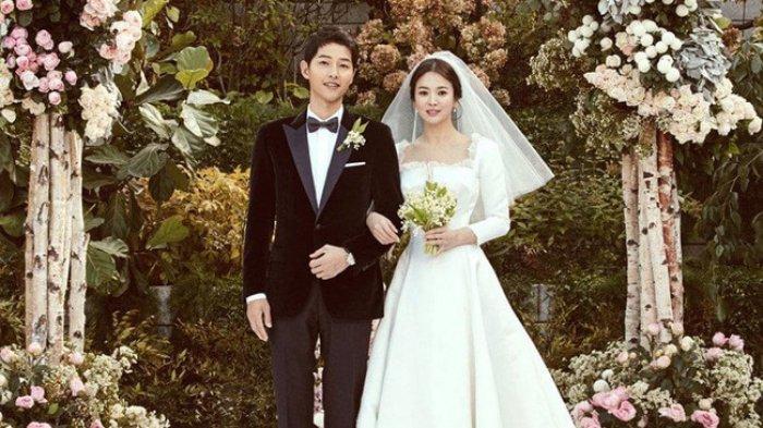 Pasca Cerai, Rumah Song Joong Ki dan Song Hye Kyo Selama Menikah Dihancurkan