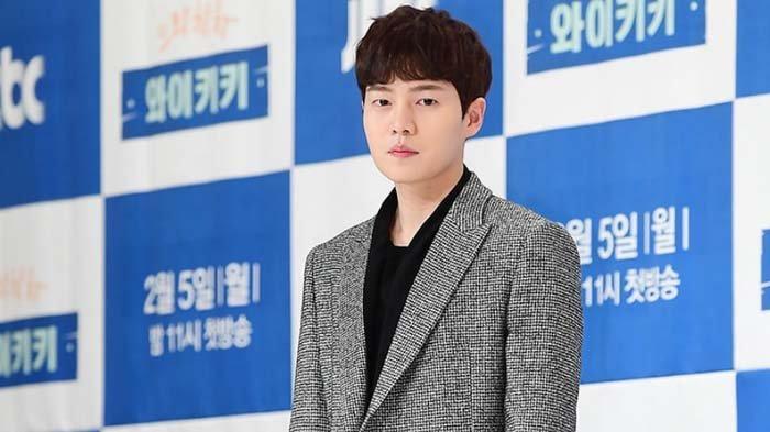1,5 Tahun Dipenjara, Aktor Korea Son Seung Won Akhirnya Bebas