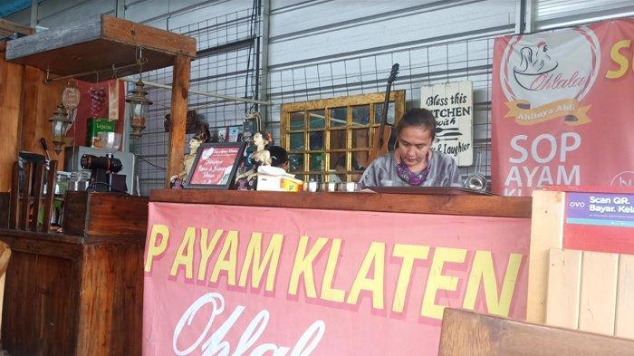 Sop Ayam Klaten Ohlala di Jalan Kol. Ahmad Syam, Katulampa, Bogor Timur, Kota Bogor