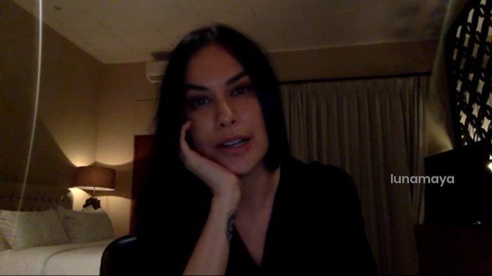 Luna Maya : Waktu Nanti Seusia Sophia Latjuba, Aku Ingin Terlihat Seperti Dia