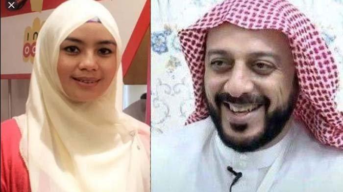 BUKAN Wanita Biasa, Ini Sosok Deva Rachman Istri Syekh Ali Jaber, Sepupu Sandi Uno dan Anak Profesor