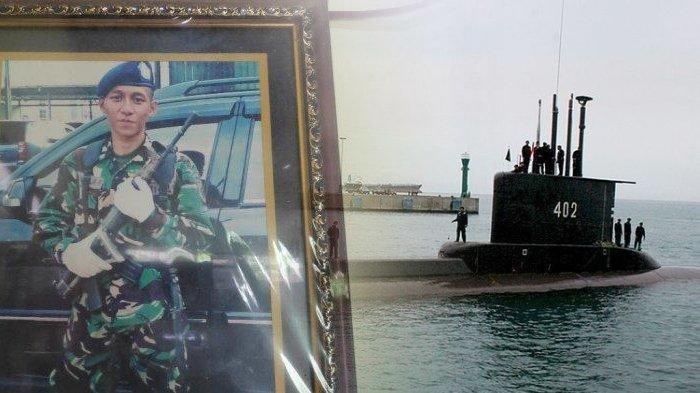 Sosok KLS Isy Gunadi Fajar Rahmanto awak kapal selam KRI Nanggala 402.