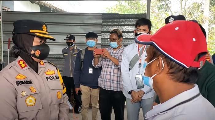 Belasan Polisi Dikerahkan ke Lokasi Pembunuhan, Gelagat Aneh Yosef saat Jawab Pertanyaan