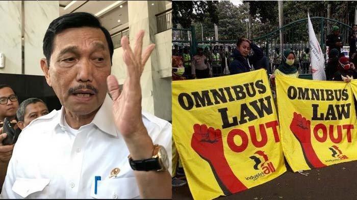 Sosok Pencetus Omnibus Law UU Cipta Kerja, Ternyata Teman Dekat Luhut dan Menteri Era SBY & Jokowi