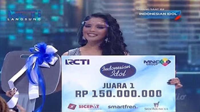 Sosok Rimar Callista, Juara Indonesian Idol 2021, Pernah Audisi The Voice dan Ajang Musik ASEAN