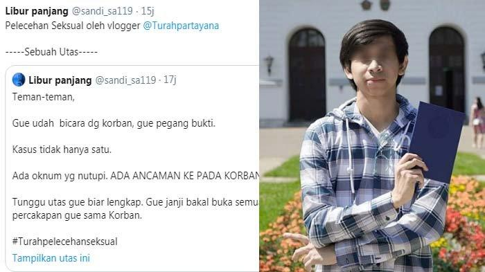 Sosok Turah Parthayana Viral Karena Pelecehan Seksual, Dapat Beasiswa ke Rusia, Manajer: Saya Malu !