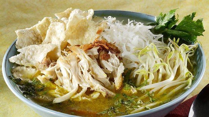 Resep Soto Ayam Kuning Lengkap Cara Membuatnya - Kumpulan Resep Menu Soto