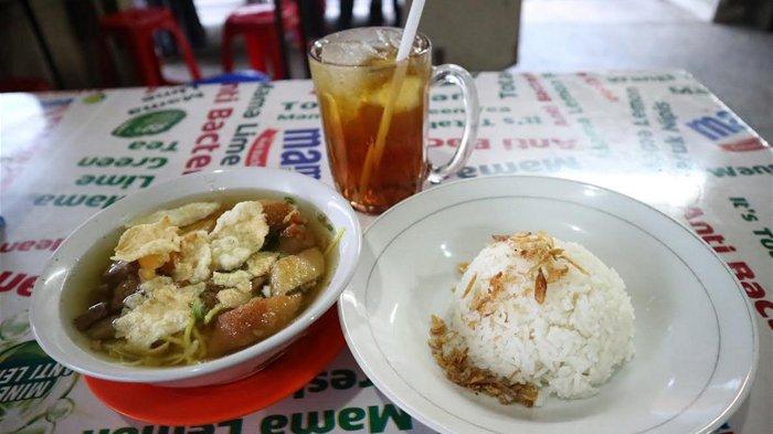 Rekomendasi Soto Mie Enak di Bogor, Soto Mie Mang Ohim Menggugah Selera Makan