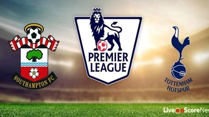 Link Live Streaming Southampton Vs Tottenham Hotspur Liga Inggris di MNCTV Sabtu Malam
