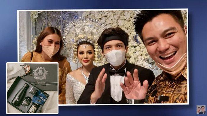 Paula Verhoeven Bawa Pulang Souvenir Pernikahan Atta Aurel, Baim Wong : Mau Mengkritik Tuh