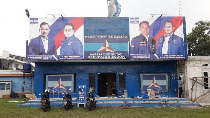 KLB di Sumut Dinilai Tak Sah, DPC Demokrat Kabupaten Bogor Sebut Demokrasi Indonesia Berkabung