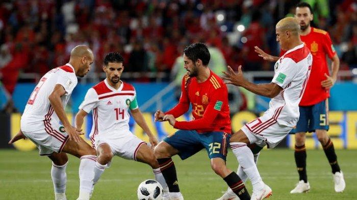 Link Streaming EURO 2020: Spanyol vs Swedia di RCTI dan Mola TV, Tim Matador Siap Tempur Tanpa Ramos