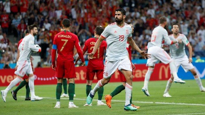 Spanyol Vs Rusia Semifinal Piala Dunia 2018 - Ini Prakiraan Pemain Utama dan Statistik