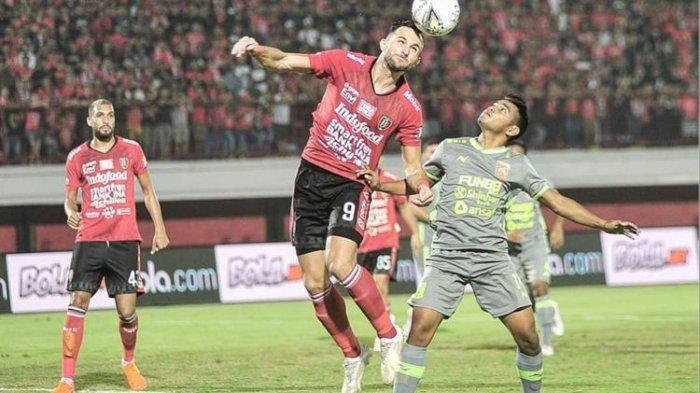 Striker Bali United Dirumorkan Hengkang, CEO Bhayangkara FC Kasih Bocoran Ini