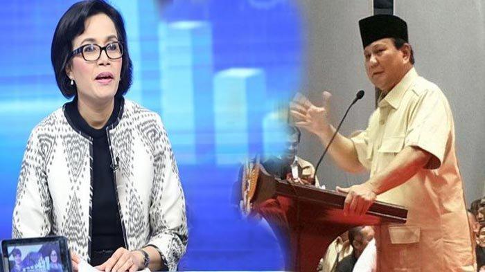 Sempat Disebut Menteri Pencetak Utang, Begini Respon Sri Mulyani Satu Kabinet dengan Prabowo