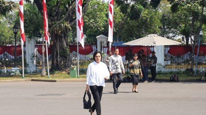 Sri Mulyani Tetap Jadi Menteri Keuangan di Kabinet Jokowi Jilid 2