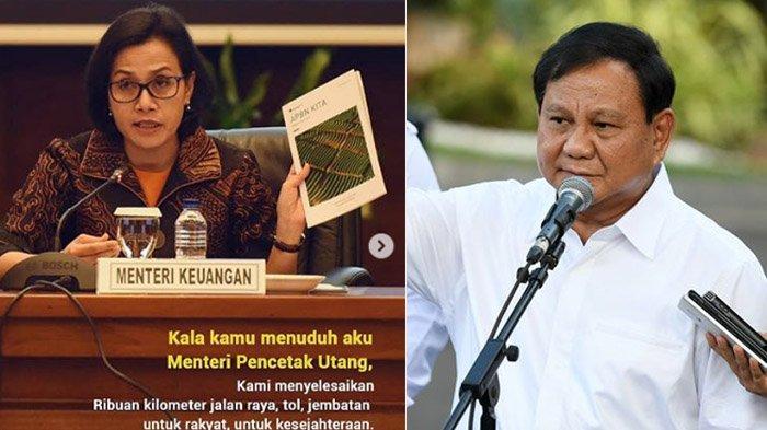 Prabowo hingga Mahfud MD, Daftar Menteri Berkinerja Baik, Lolos dari Isu Reshuffle Kabinet Jokowi?