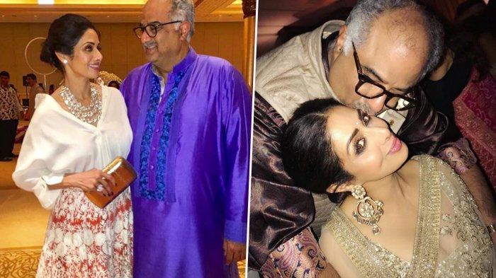 Sepekan Berlalu, Suami Sridevi Ungkap Kronologi Malam Sebelum Istrinya Meninggal