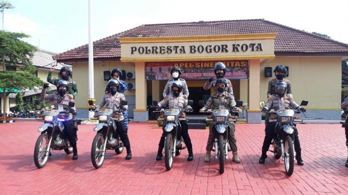Polresta Bogor Kota Bentuk Tim Pemburu Vaksinasi, Anggotanya Srikandi TNI-Polri dan Pemkot