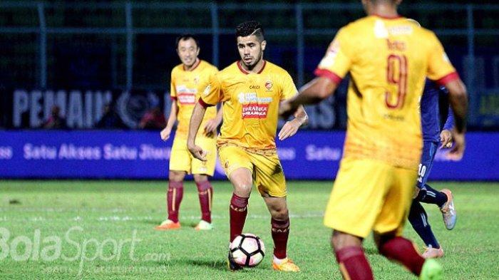 Ditundukkan Arema FC, Sriwijaya FC Terdegradasi ke Liga 2