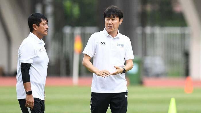 2 Pemain Timnas U-19 Indonesia Ini Dicoret Shin Tae-Yong, Gara-gara Pulang ke Hotel Jam 3 Pagi