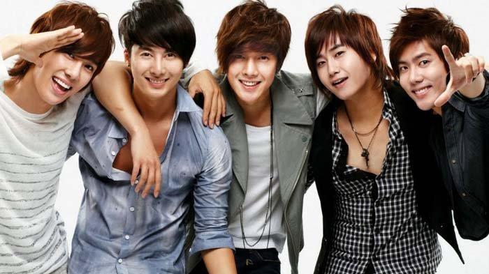 Download Lagu TikTok Korea Sesange Sori Jilleo I Love You, Beserta Lirik Lagu Making A Lover SS501