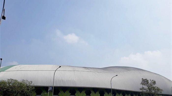 Kawasan Sekitar Stadion Patriot Bekasi Steril dari PKL Jelang Asian Games 2018