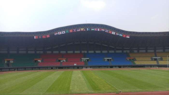 Saat Asian Games 2018 Berlangsung, Jalan Depan Stadion Patriot Candrabhaga Bakal Ditutup