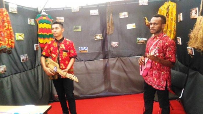 Budaya Papua Dipajang Saat Gebyar Nusantara IPB, Pengunjung Diajak Mengenal Budaya Daerah