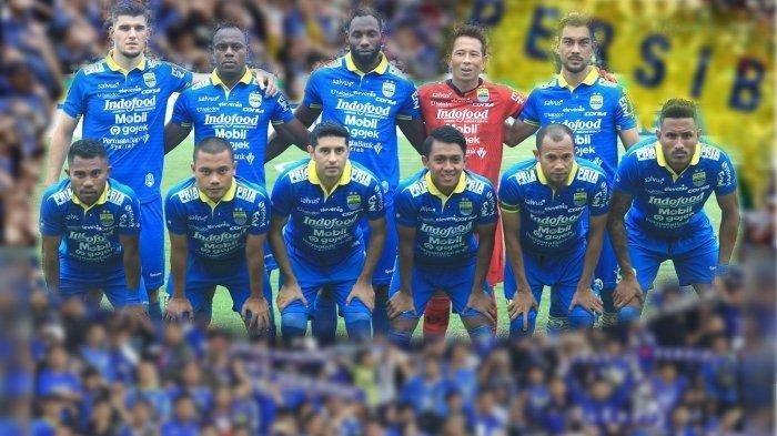 Prediksi Formasi dan Susunan Pemain Persib Bandung di Liga 1 2020