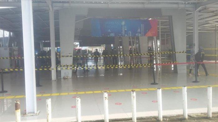 Sempat Ada Antrean Panjang, Kondisi Stasiun Bogor Kini Sepi Jelang Siang