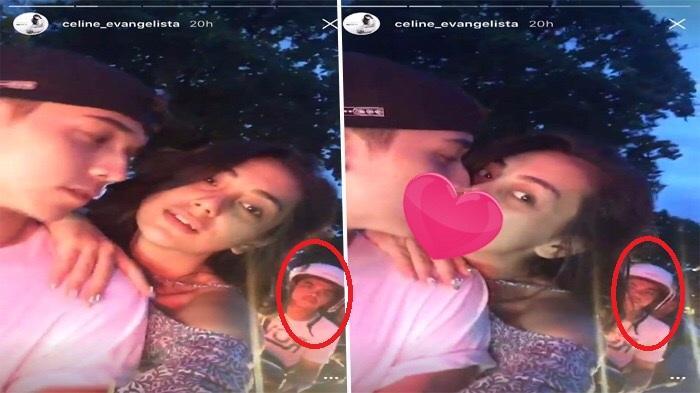 Celine Evangelista Posting Video Ciuman dengan Stefan William, Netizen Kasihan dengan Pria Ini