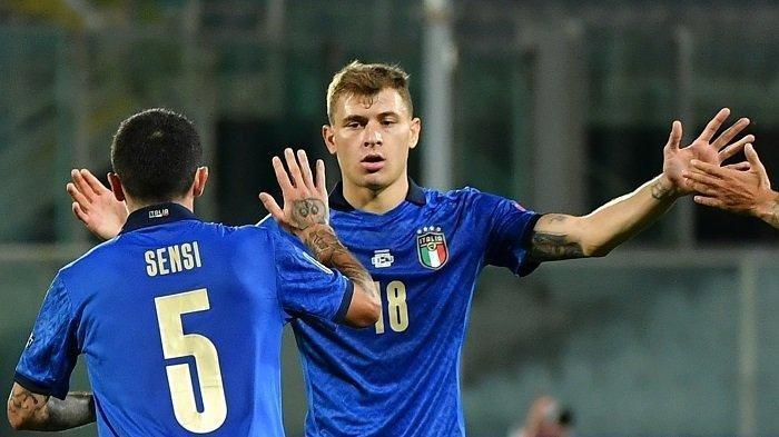 Euro 2021 Turki Vs Italia, Lengkap Susunan Pemain dan Link Live Streaming