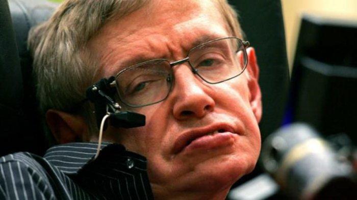 Ini Alasan Stephen Hawking Tak Percaya Tuhan Hingga Pernyataan Soal Virus dan Bumi yang Mendidih
