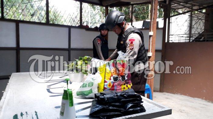 Antisipasi Teror, Polresta Bogor Kota Sterilisasi Gereja Jelang Misa Natal