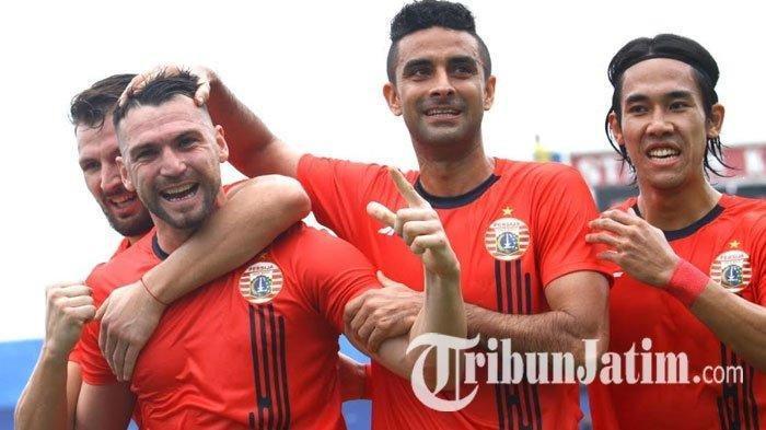 Marko Simic Jadi Pencetak Gol Terbanyak Sementara di Piala Gubernur Jatim 2020