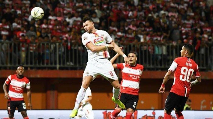 Ciptakan 4 Gol saat Laga Persija Jakarta vs Borneo FC, Begini Komentar Marko Simic
