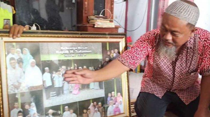Suami Istri Jadi Korban Sriwijaya Air SJ 182, Sempat Bilang Ini ke Anak, Ternyata Pamitan Terakhir