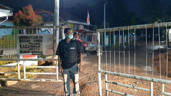 H-1 Pembebasan Murni Abu Bakar Baasyir, Pengamanan Area Lapas Gunungsindur Diperketat