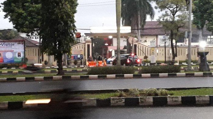 Terjadi Baku Tembak di Mabes Polri, Pengamanan di Mako Polres Bogor hingga Polsek Ditingkatkan