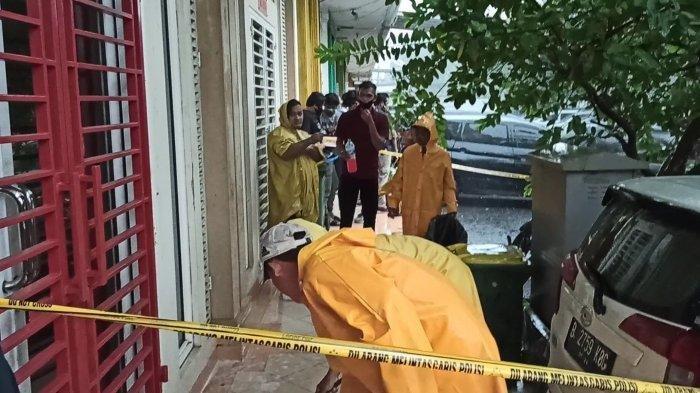 Ciri-ciri Pelaku Penembakan Pengusaha di Kelapa Gading, Pakai Topi dan Masker, Orang Ini Ikut Bantu