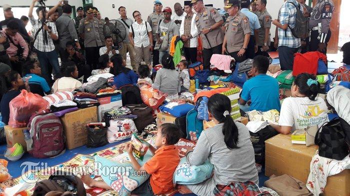 Trauma karena Kerusuhan, Pengungsi di Jayapura Berharap Bisa Kembali ke Wamena