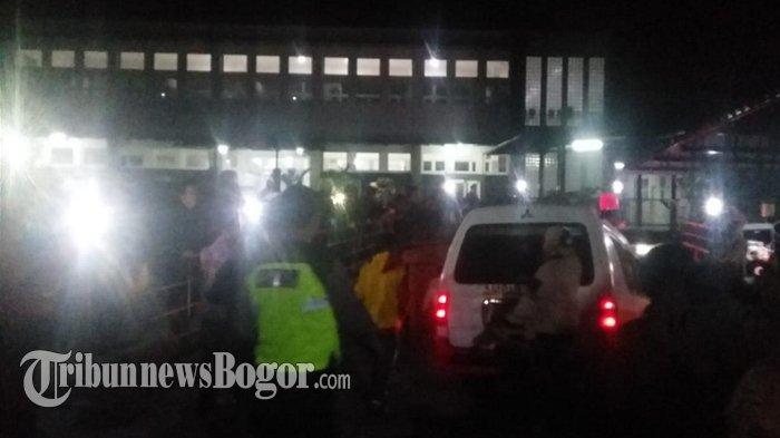 18 Jenazah Korban Kecelakaan Maut Tiba Di Bogor, 2 Dijemput Sukabumi dan 1 Masih Di Rumah Sakit